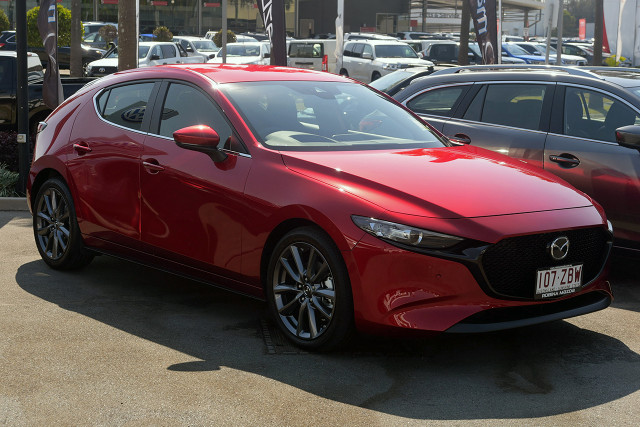 2019 Mazda 3 BP G25 Evolve Hatch Hatchback
