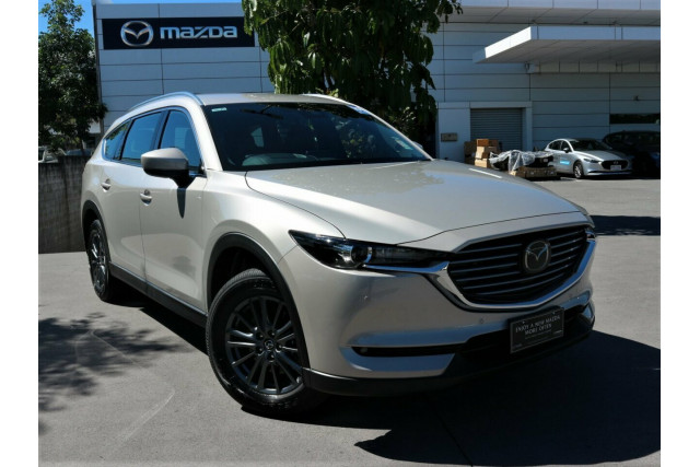 2021 Mazda CX-8 KG Series Touring Suv