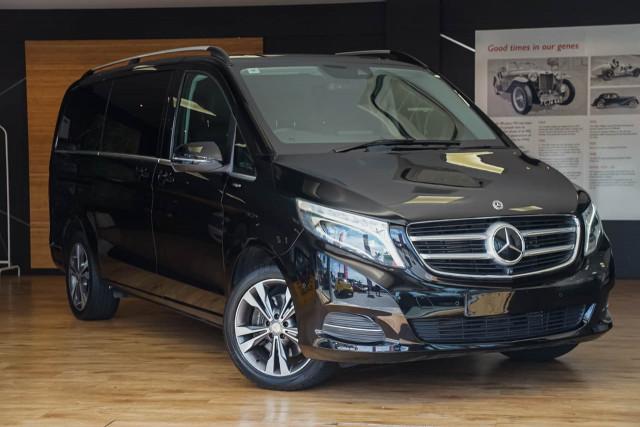 2017 Mercedes-Benz V-class 447 V250 d Avantgarde Wagon Image 1