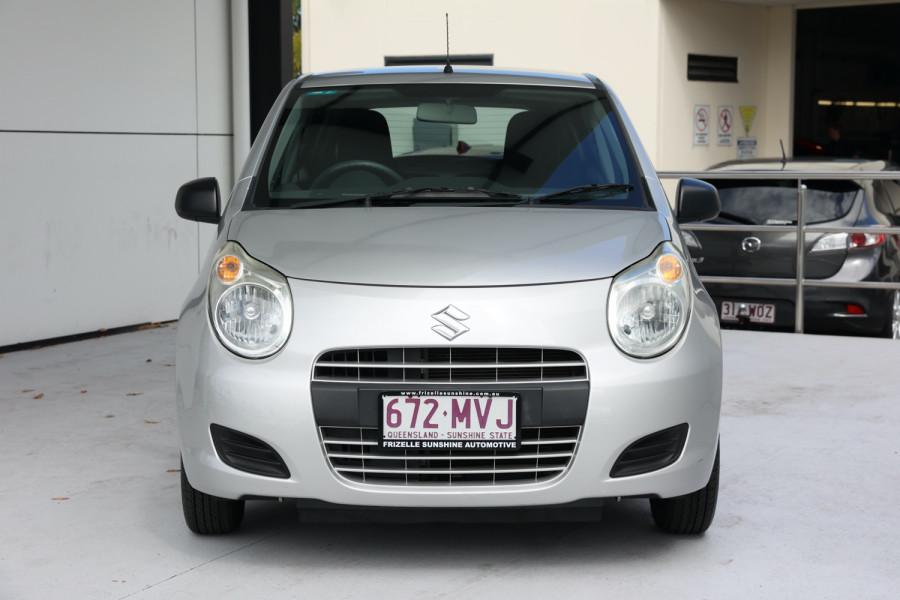 2009 Suzuki Alto GF GL Hatch Image 2