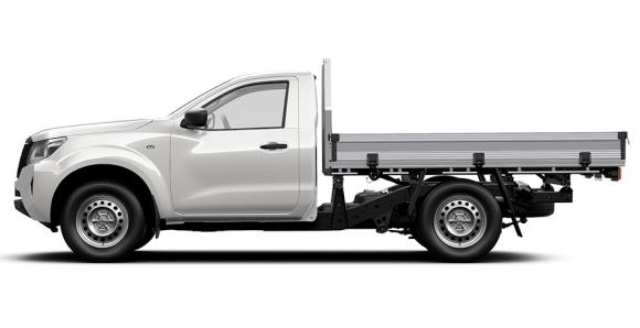 Single Cab SL Cab Chassis 4x2