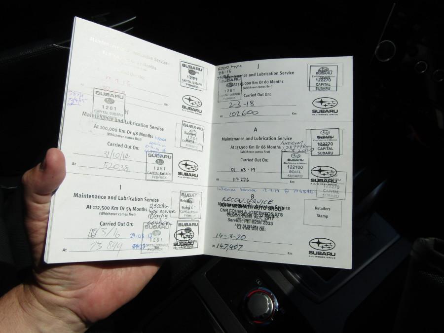 2010 Subaru Liberty B5  3.6R Premium Sedan Image 31