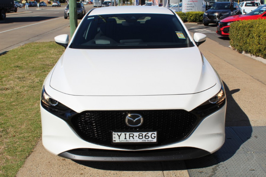 2019 Mazda 3 BP G20 Pure Hatch Hatch Image 5