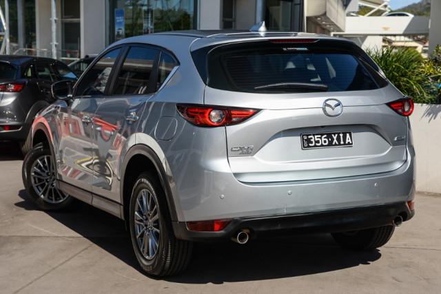 2017 Mazda CX-5 KF4WLA Touring Suv Image 2