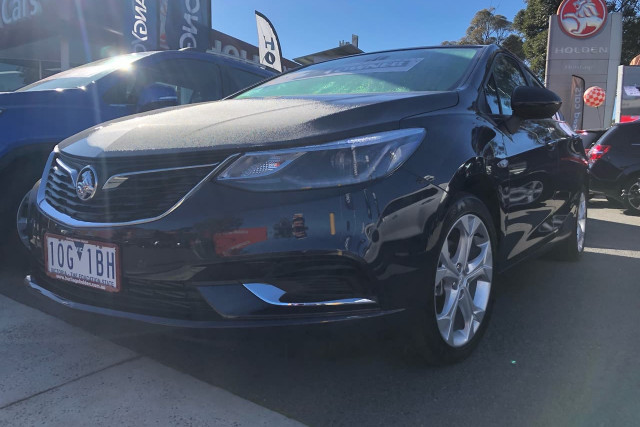2018 Holden Astra LT