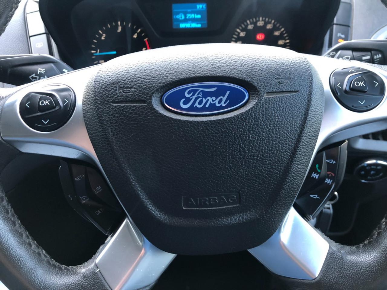 2016 Ford Transit Custom VN 290S Van Image 12
