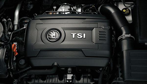Yeti Turbocharged engine