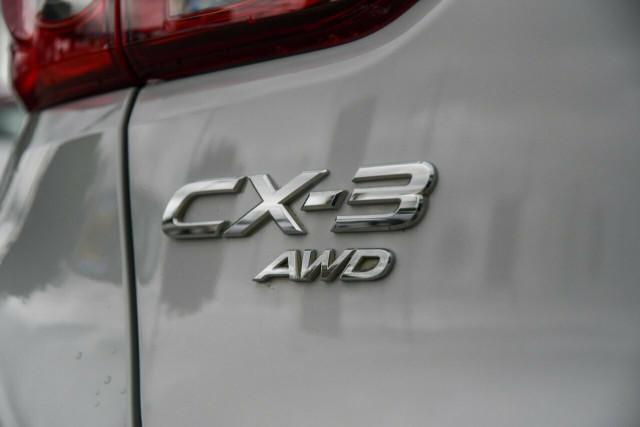 2015 Mazda CX-3 sTouring SKYACTIV-Drive i-ACTIV AWD