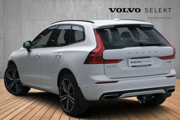 2020 Volvo XC60 (No Series) MY20 T6 R-Design Suv Image 2