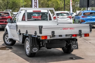 2020 Great Wall Steed K2 Single Cab 4x4 Cab chassis Image 4