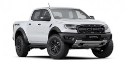 New Ford Ranger Raptor