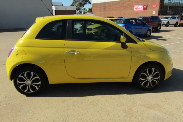 2008 Fiat 500 Series 1 Pop Hatch Image 2
