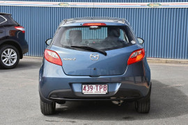 2013 Mazda 2 DE Series 2 MY13 Maxx Hatchback