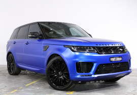 Land Rover Range Rover Sport Sdv6 A/B Dynamic (225kw) Range Rover Range Rover Sport Sdv6 A/B Dynamic (225kw) Auto
