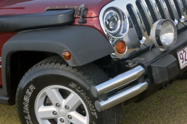 2007 Jeep Wrangler JK Sport Softtop Image 2