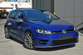 Volkswagen Golf R DSG 4MOTION VII MY15