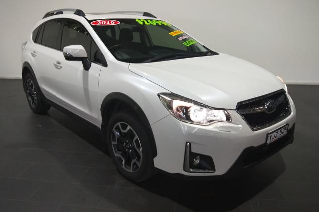 2016 Subaru Xv G4X 2.0i-S Suv