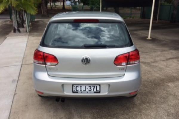 2012 Volkswagen Golf VI MY13 90TSI Hatchback