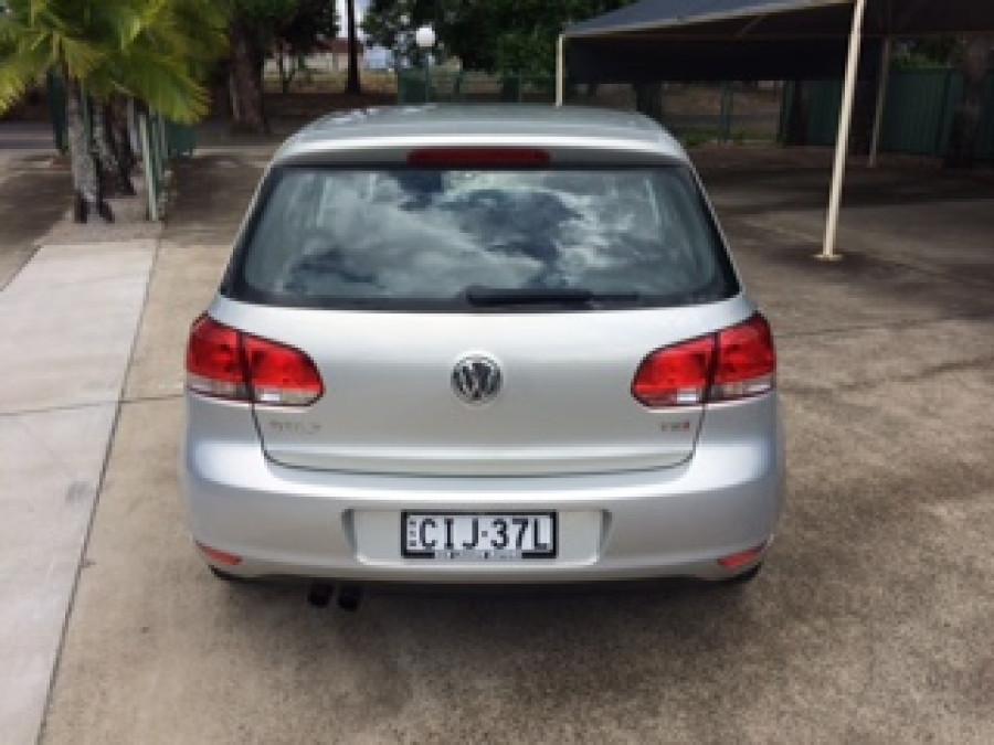 2012 Volkswagen Golf VI MY13 90TSI Hatchback Image 3