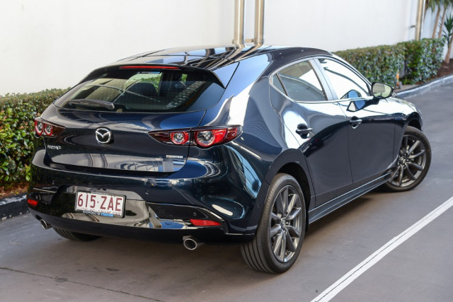 2019 Mazda 3 BP G20 Evolve Hatch Hatch Image 2