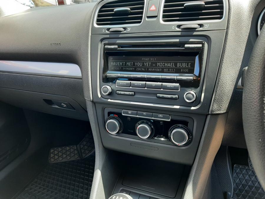 2011 MY12 Volkswagen Golf VI  77TSI Hatchback Image 12