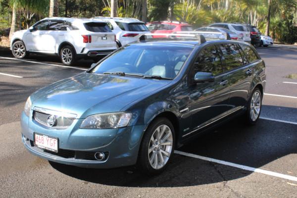 2010 Holden Calais VE  V Wagon Image 4