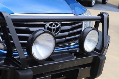 2015 Toyota HiLux KUN26R MY14 SR5 Utility Image 5