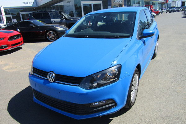 2014 MY15 Volkswagen Polo 6R MY15 66TSI Hatchback Image 3
