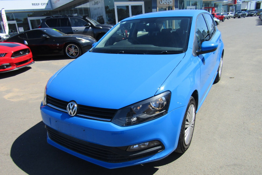 2014 MY15 Volkswagen Polo 6R MY15 66TSI Hatchback