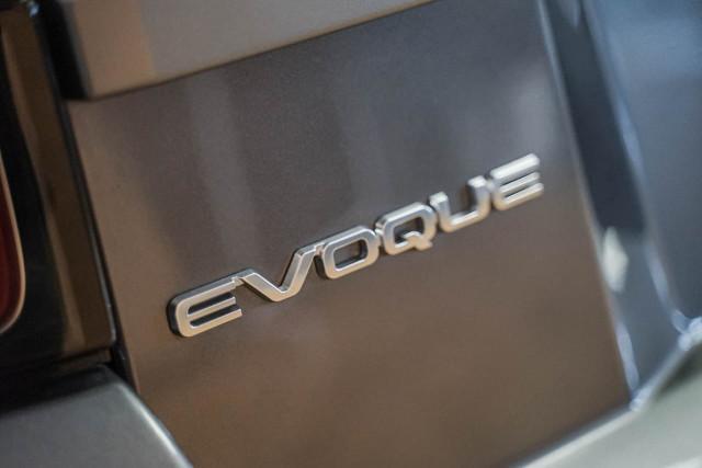 2016 Land Rover Range Rover Evoque L538 MY16.5 TD4 150 Pure Suv Image 16