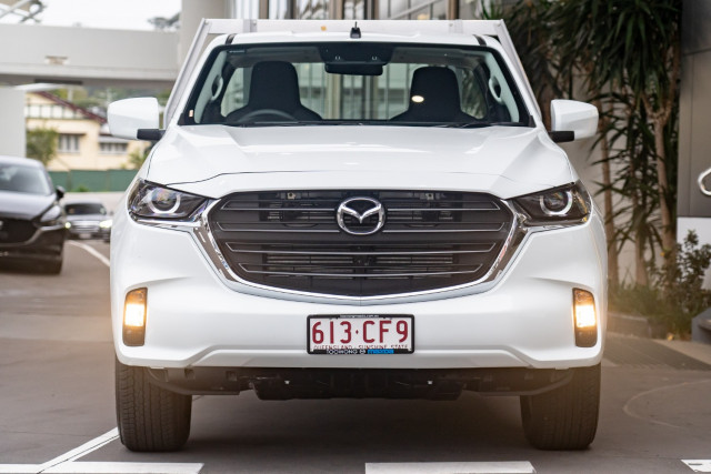 2021 Mazda BT-50 TF XT 4x2 Single Cab Chassis Cab chassis Mobile Image 4