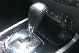 2015 Nissan Navara NP300 D23 ST-X (4x4) Dual cab utility