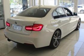 2016 BMW 3 Series F30 LCI 320I Sedan