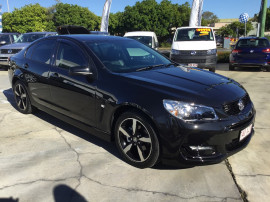 Holden Commodore SV6 Black VF Series II MY16