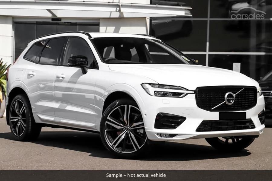 2021 Volvo XC60 (No Series) MY21 T6 R-Design Suv