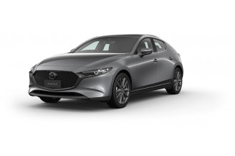 2020 Mazda 3 BP G20 Evolve Hatch Hatchback Image 2