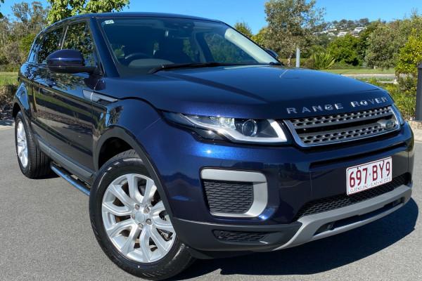 Land Rover Range Rover Evoque Pure L538  TD4 150