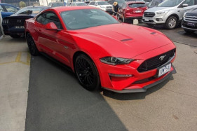 2018 Ford Mustang FN 2018MY GT Coupe Image 5