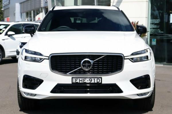 2019 MY20 Volvo XC60 UZ MY20 T6 AWD R-Design Suv