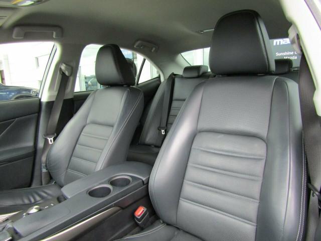 2014 Lexus IS GSE30R IS250 Luxury Sedan Mobile Image 26
