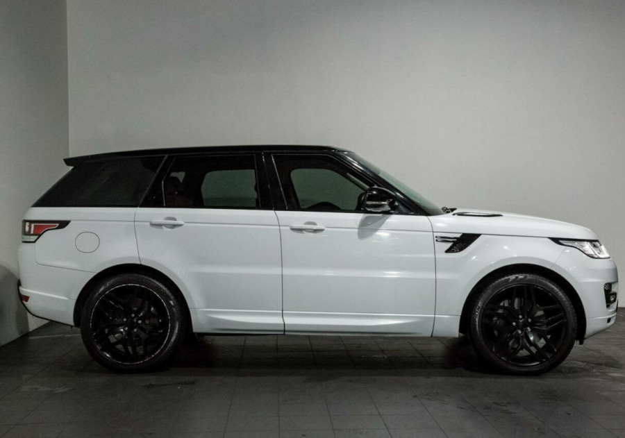 2014 MY15.5 Land Rover Range Rover Sport L494 15.5MY SDV6 CommandShift HSE Wagon