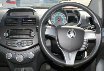 2014 MY15 Holden Barina Spark MJ MY15 CD Hatchback