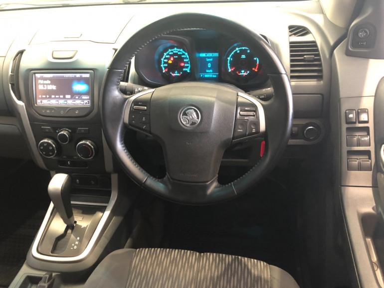2015 Holden Colorado RG Turbo LS 4x2 d/c t/t/s Image 9