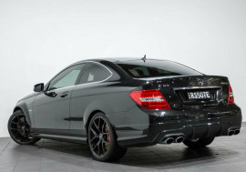 2014 Mercedes-Benz C63 C204 MY14 AMG SPEEDSHIFT MCT Edition 507 Coupe