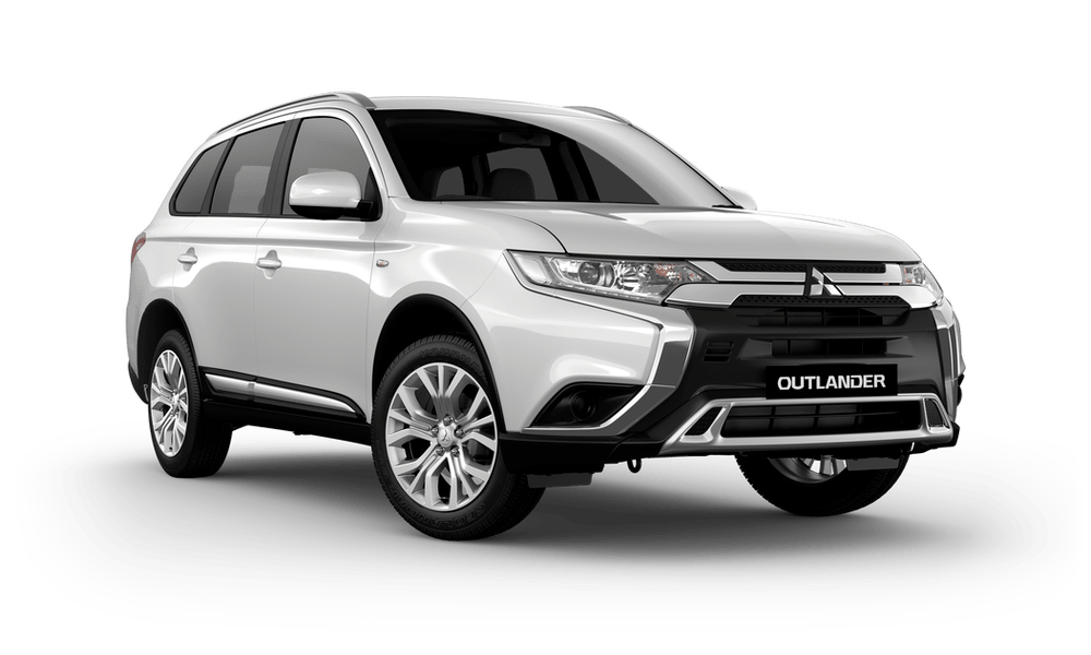 20MY OUTLANDER ES 2WD - 5 SEATS PETROL MANUAL