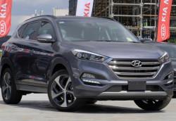 Hyundai Tucson Highlander TLE2