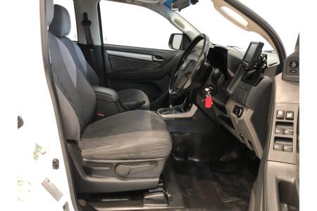 2016 Holden Colorado RG Turbo LS 4x4 dual cab