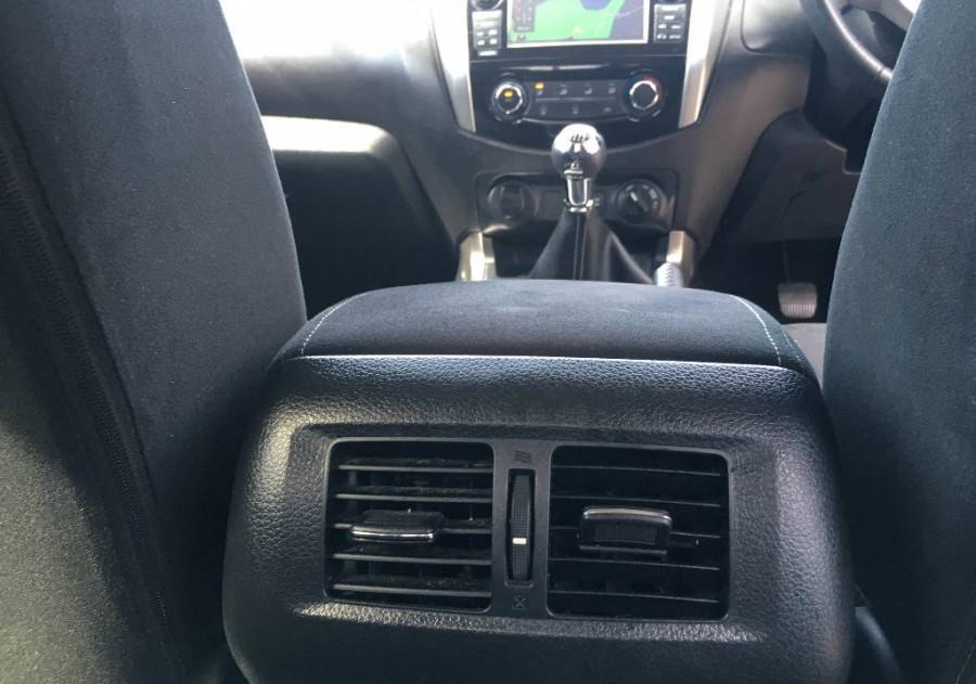 2017 Nissan Navara D23 SERIES II ST (4X4) Dual cab utility