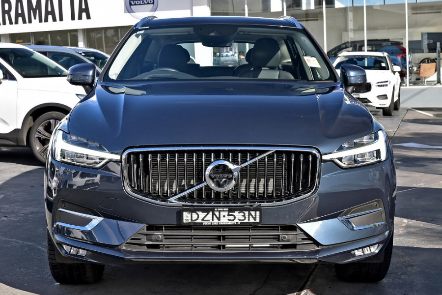 2019 Volvo XC60 UZ T5 Inscription Suv Mobile Image 4