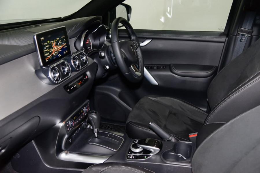 2018 Mercedes-Benz X-class X350d Power